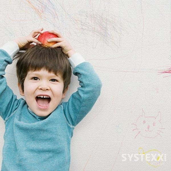 Product NBD - Systexx Comfort glasweefsel behang door Relius Benelux - more childproof than the picture tells you