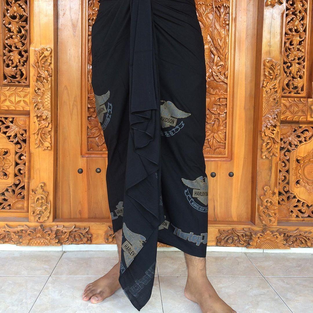 Nama Pakaian Adat Bali Kamen