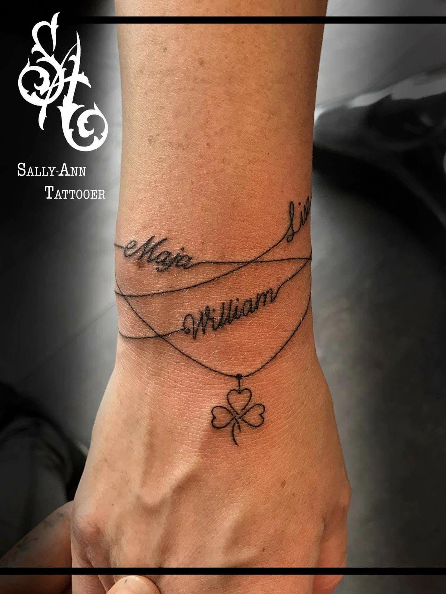small wrist tattoo smallwristtattoo   Tattoos for daughters ...