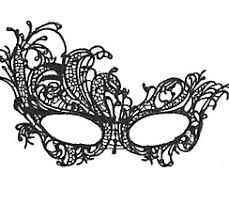 Lace Masquerade Mask Template  Masked