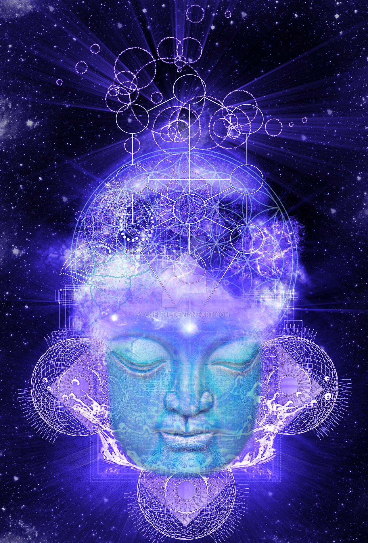 psychedelic buddha wallpapers - Google Search | trippy ...