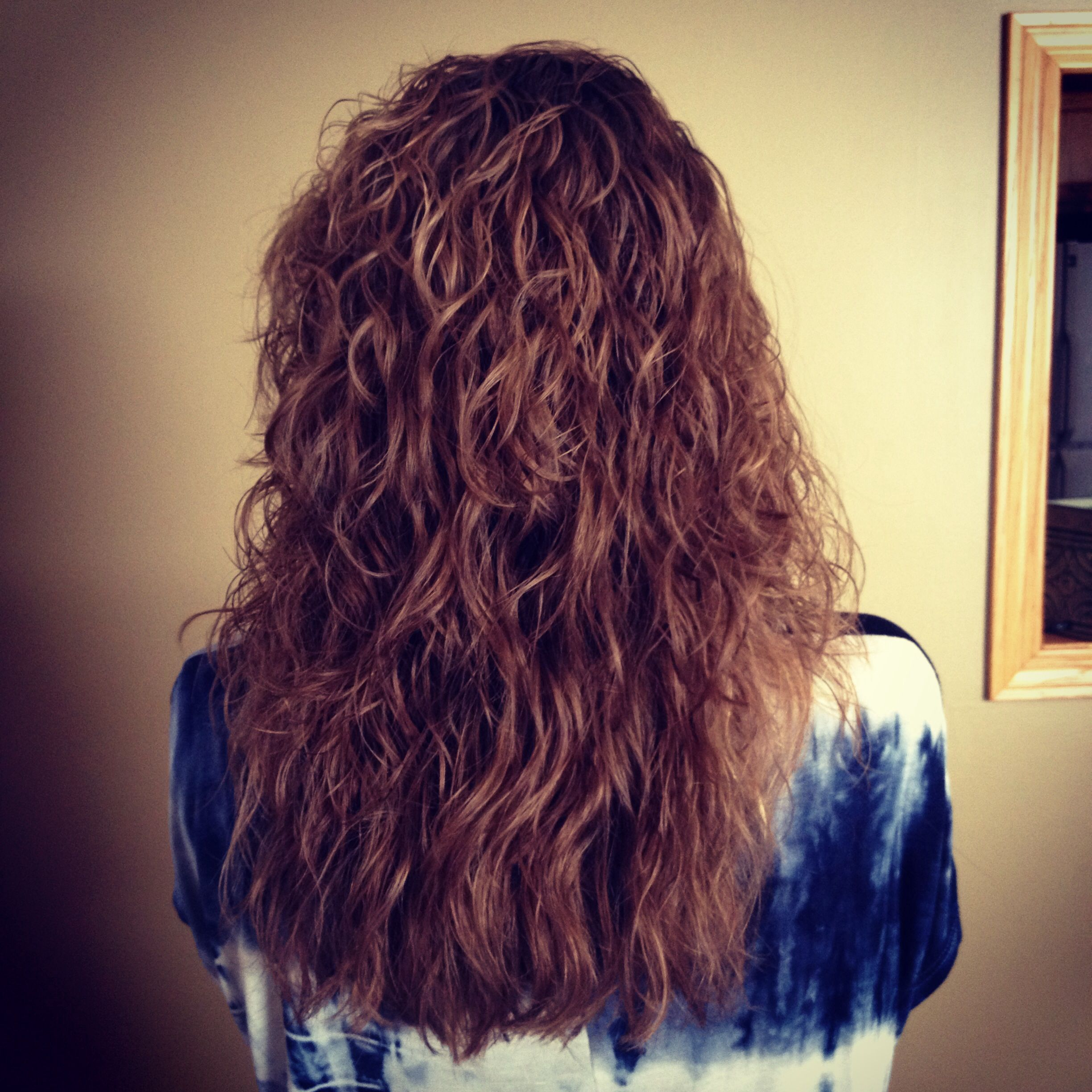 Perms On Pinterest Loose Perm Long Perm And Perms ...