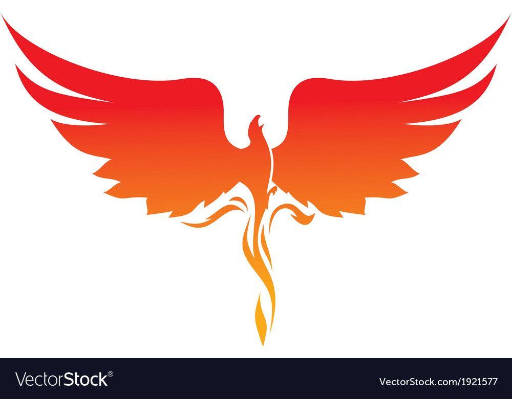 Soaring Phoenix Download A Free Preview Or High Quality Adobe Illustrator Ai Eps Pdf And High Resolutio Phoenix Artwork Bird Logos Watercolor Fashion Sketch