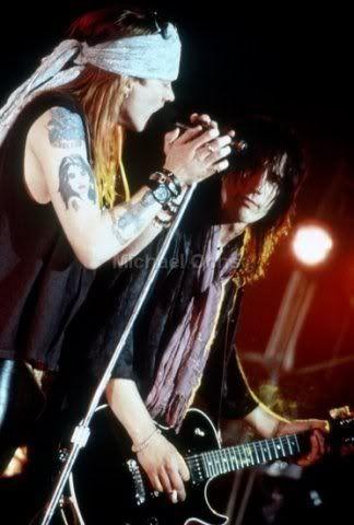 Axl Rose and Izzy Stradlin, late '80s #axlrose #waxlrose #gunsnroses #gnr #rockicon #rockstar #rockgod #rocknroll #hottestmanalive #bestsinger #livinglegend #sweetchildomine