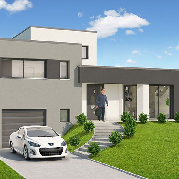 Modèle de maison Côme -  Retrouvez tous les types de maison à