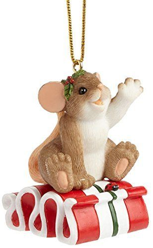 Colas Regalo Encanto One Sweet Ride Adorno, 2 pulgadas. #CharmingTails #Statue #Sculpture #Figurine #Decor #Gift #gosstudio .★ We recommend Gift Shop: http://www.zazzle.com/vintagestylestudio ★