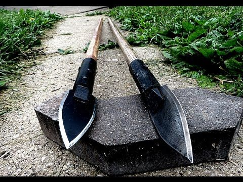 Discover How To Make a DIY Throwing Spear For Hunting Small