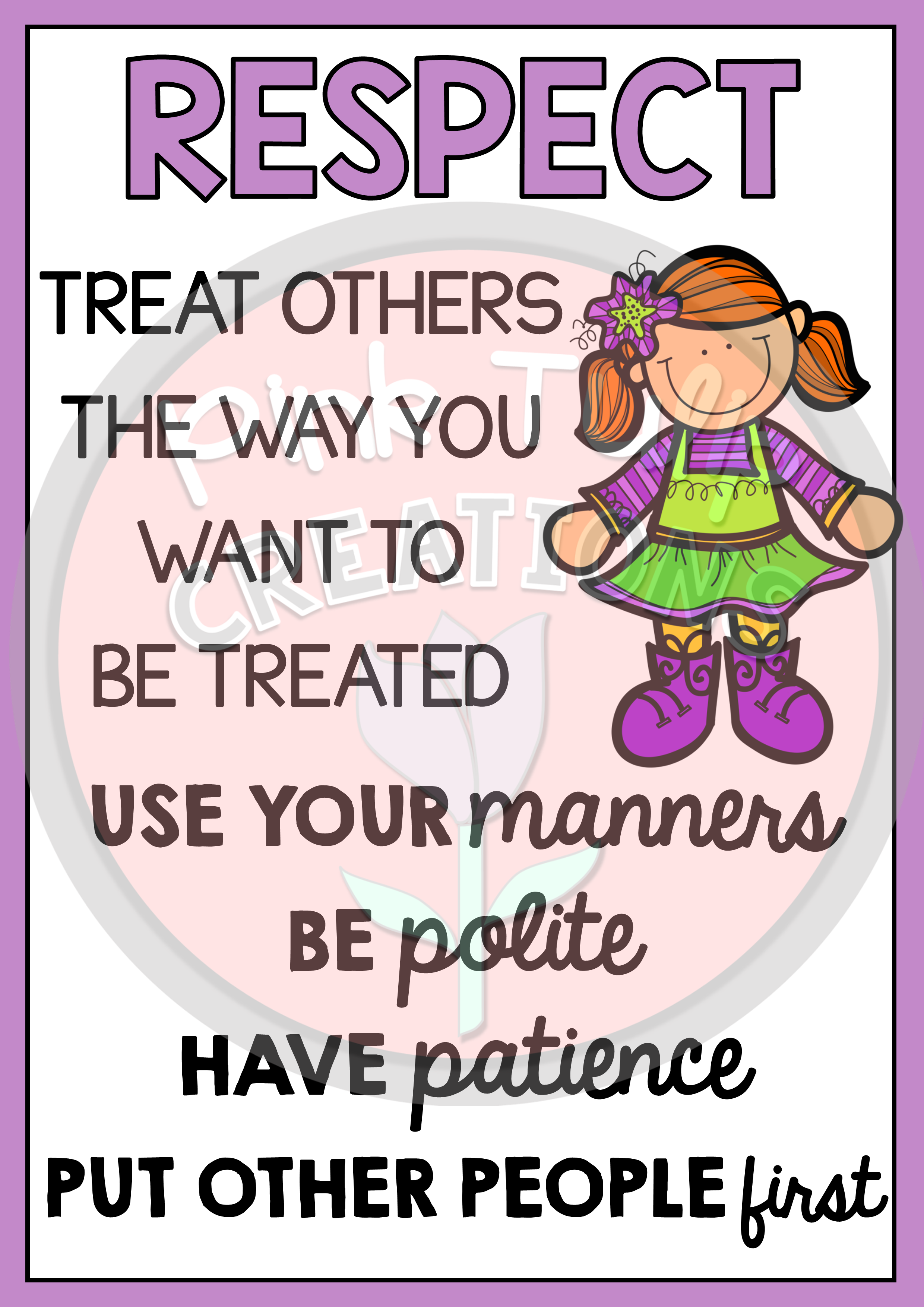 Kindness Posters Values And Respect In The Classroom Teaching Emotions Learned Helplessness Teaching Social Skills