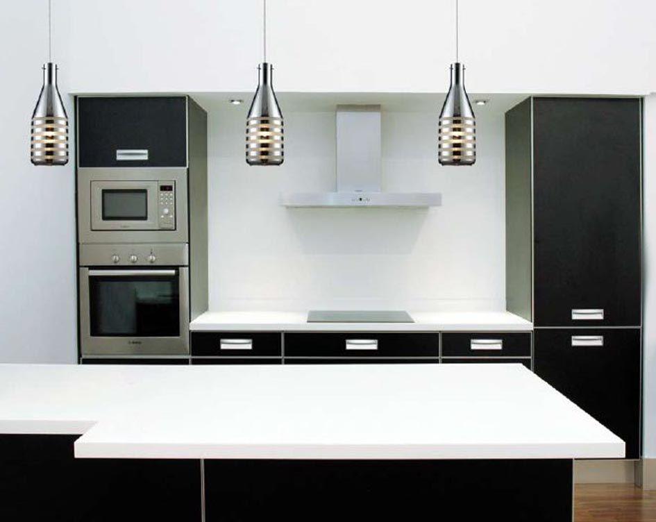 Lamparas de techo modernas modelo titan decoracion for Lamparas de cocina modernas