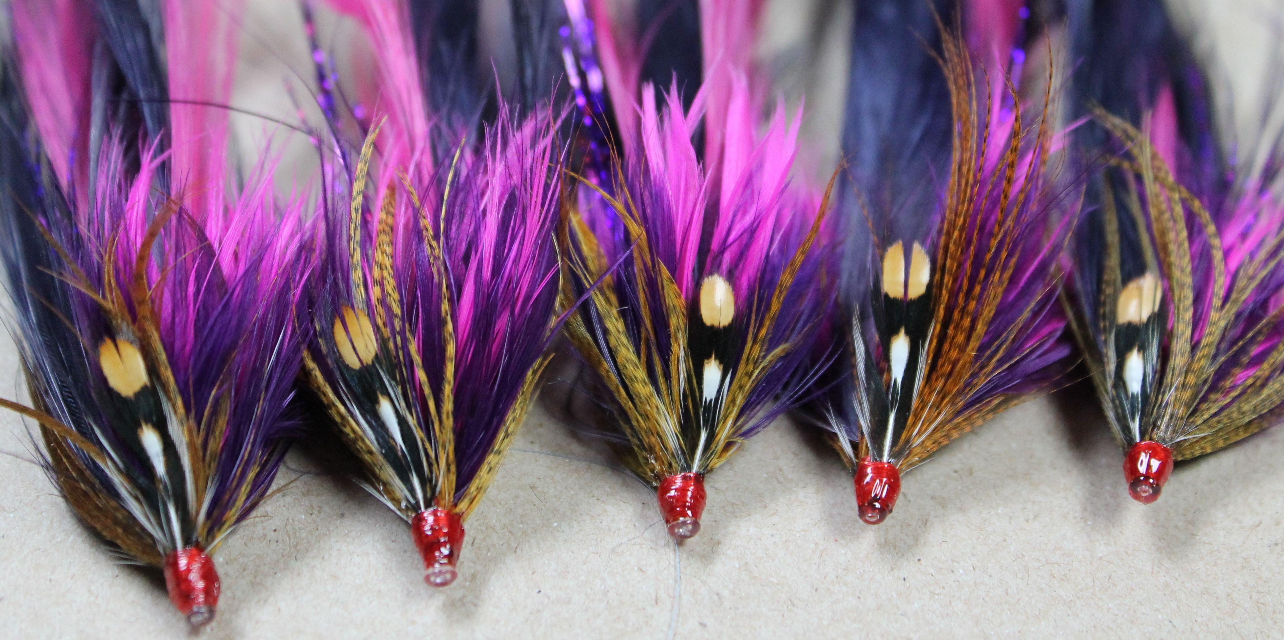 A Purple Flair Leech