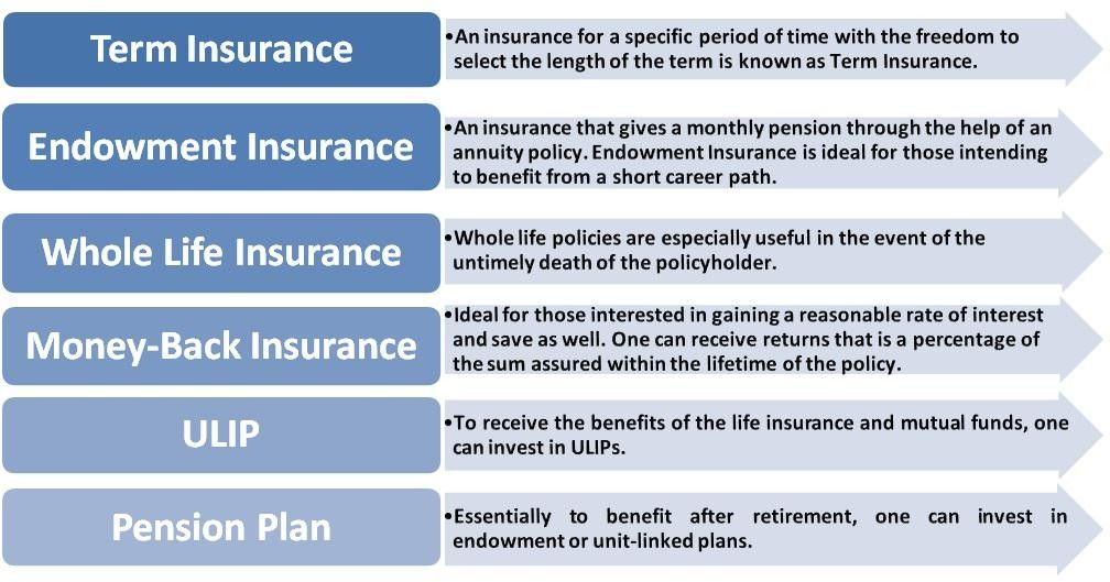 Life Insurance Policy Types Simple Guidance For You In Life