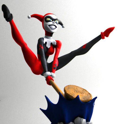 Shorts /& Stockings Suicide Squad Finders Keypers Harley Quinn 10-Inch Statue