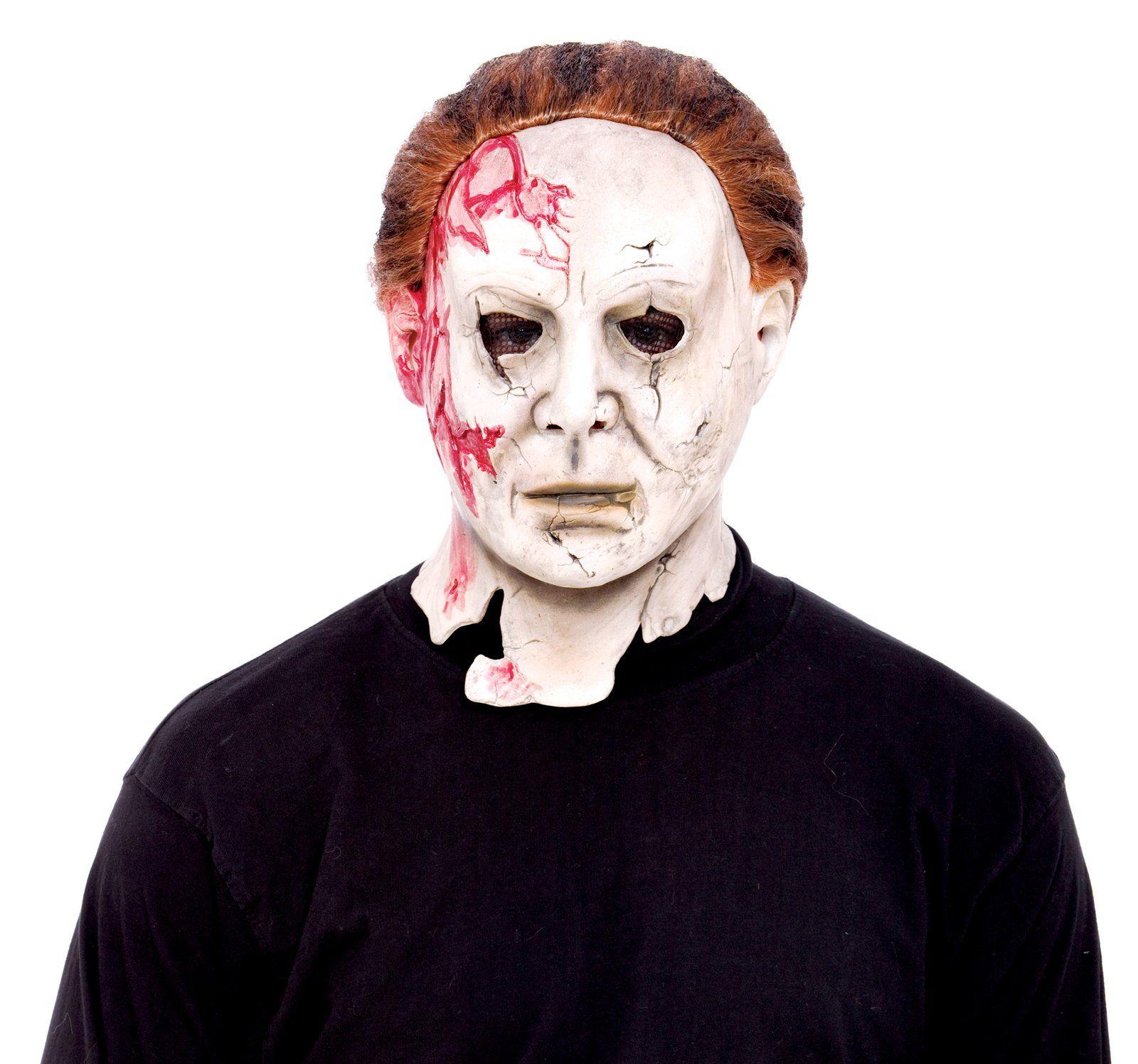 halloween mask images Halloween 2 Michael Myers Adult