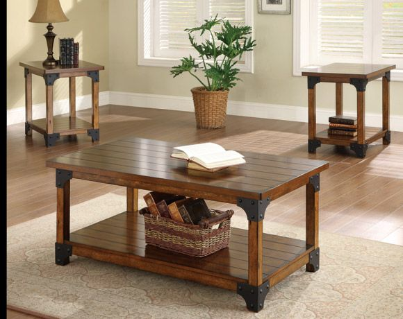 Genial William 3 Piece Table Set | Accessories | American Freight Furniture
