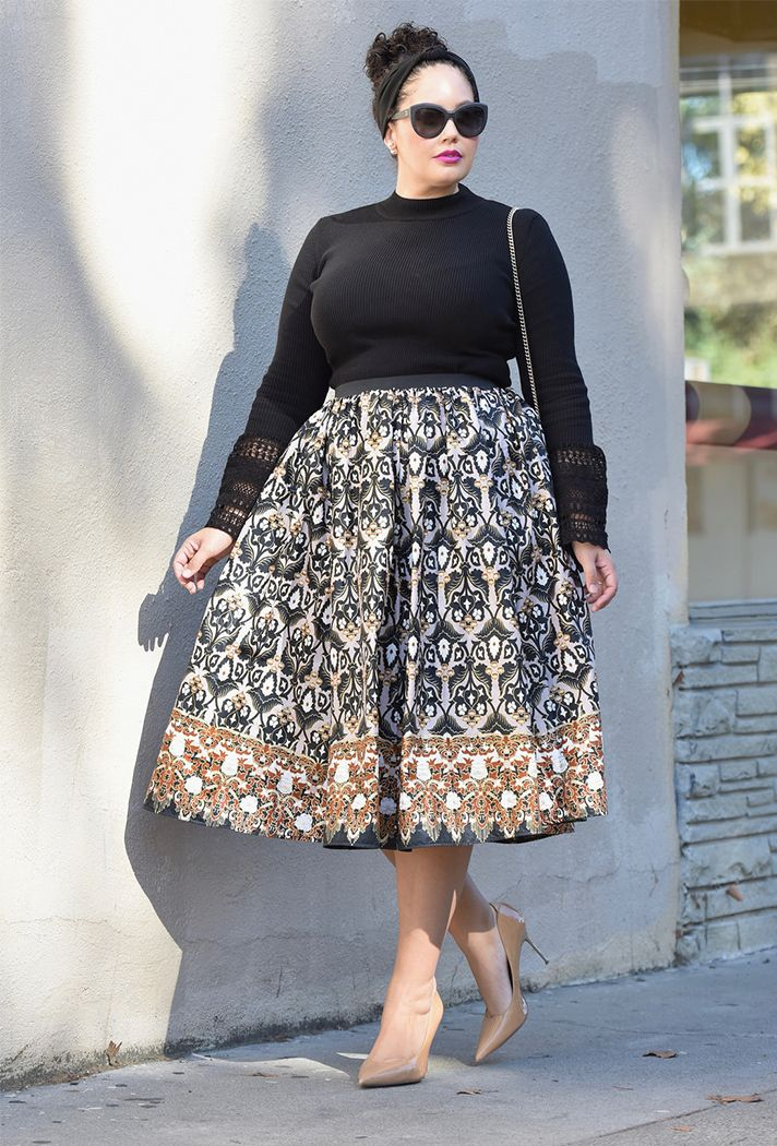 Photo of A Shoppable Inspiration Guide to Plus-Size Fall Fashion