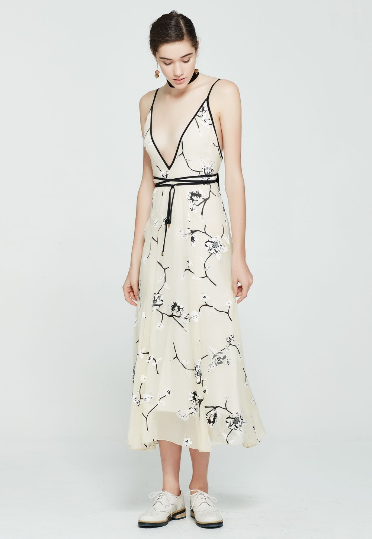 Tallulah x- back dress - Pre Order : Kate Sylvester - Shop Online - Kate Sylvester S16P