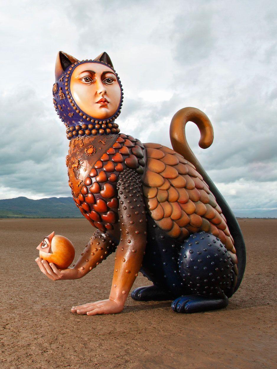 Sergio Bustamante - Colección / Esculturas / Resina