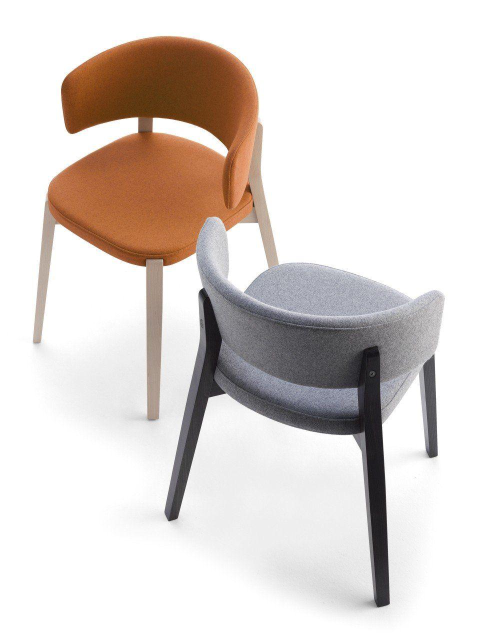 Dixie Chair Range by Cantarutti