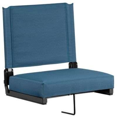 Grandstand Comfort Seats By Flash With Ultra Padded Seat