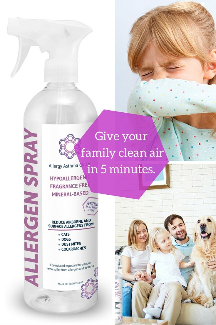 Allergen Spray Helps Reduce Up To 95 Of Dust Mites Pet Dander And Cockroach Allergens In The Allergy Remedies Essential Oils Clean Stuffed Animals Pet Dander