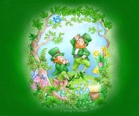 Ancient Hearth: The Leprechaun Invasion/Spring Equinox