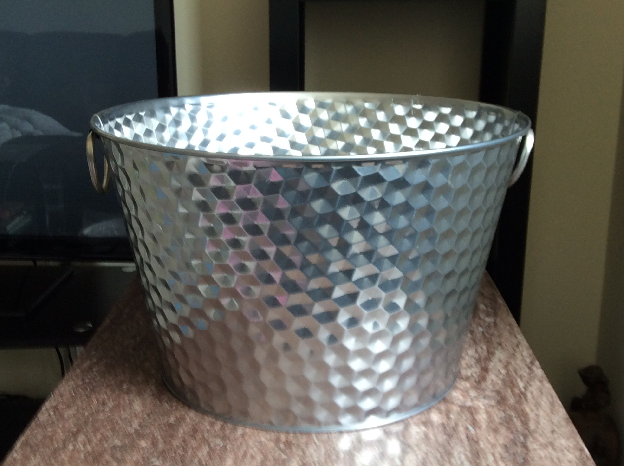 DC area wedding supplies for pick up 2 Metal Beverage Tubs $5