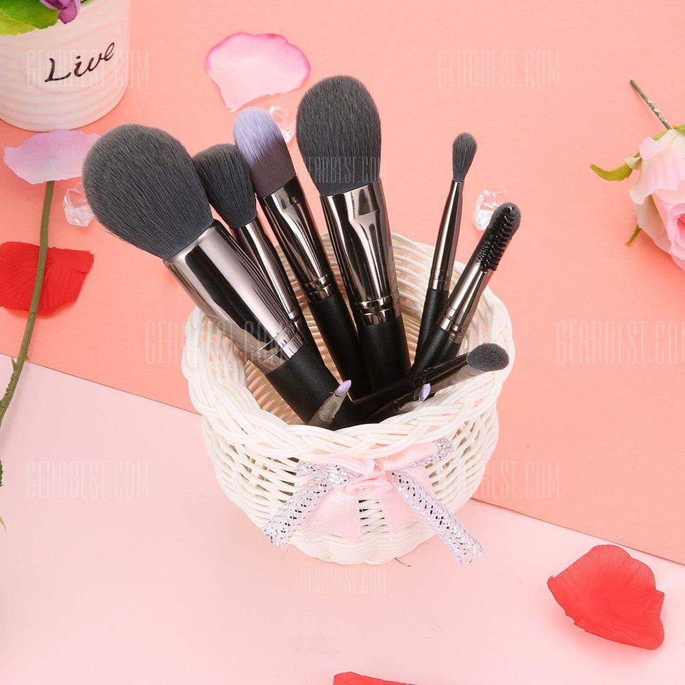 EIGSHOW Makeup Brush Cosmetic Kit 10PCS / Set Sale, Price