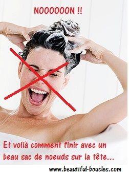 1000 images about soins capillaires cheveux boucls friss afros et secs on pinterest - Quel Est Le Meilleur Shampoing Pour Cheveux Colors