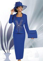 Royal Blue Suit Women Leanne Church Suits Business In Beautiful