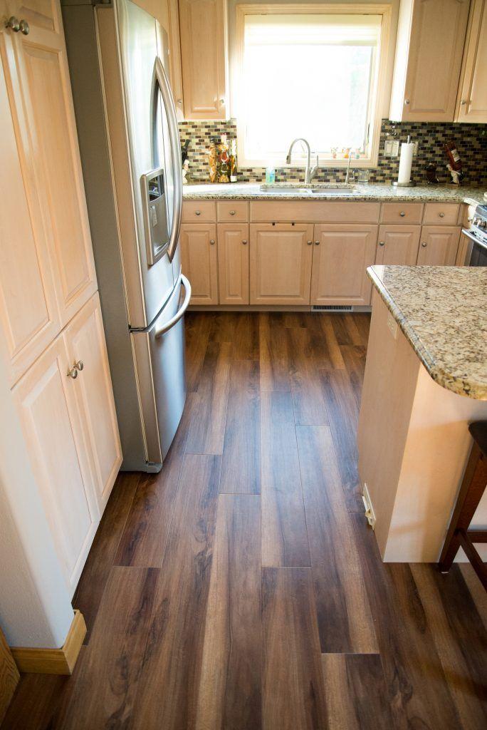 Kitchen Floor Luxury Vinyl Plank Beamont Street Luxury