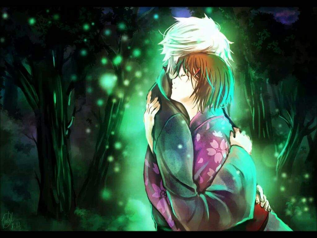 Into The Forest Of Fireflies Light Anime Anime Films Manga Anime