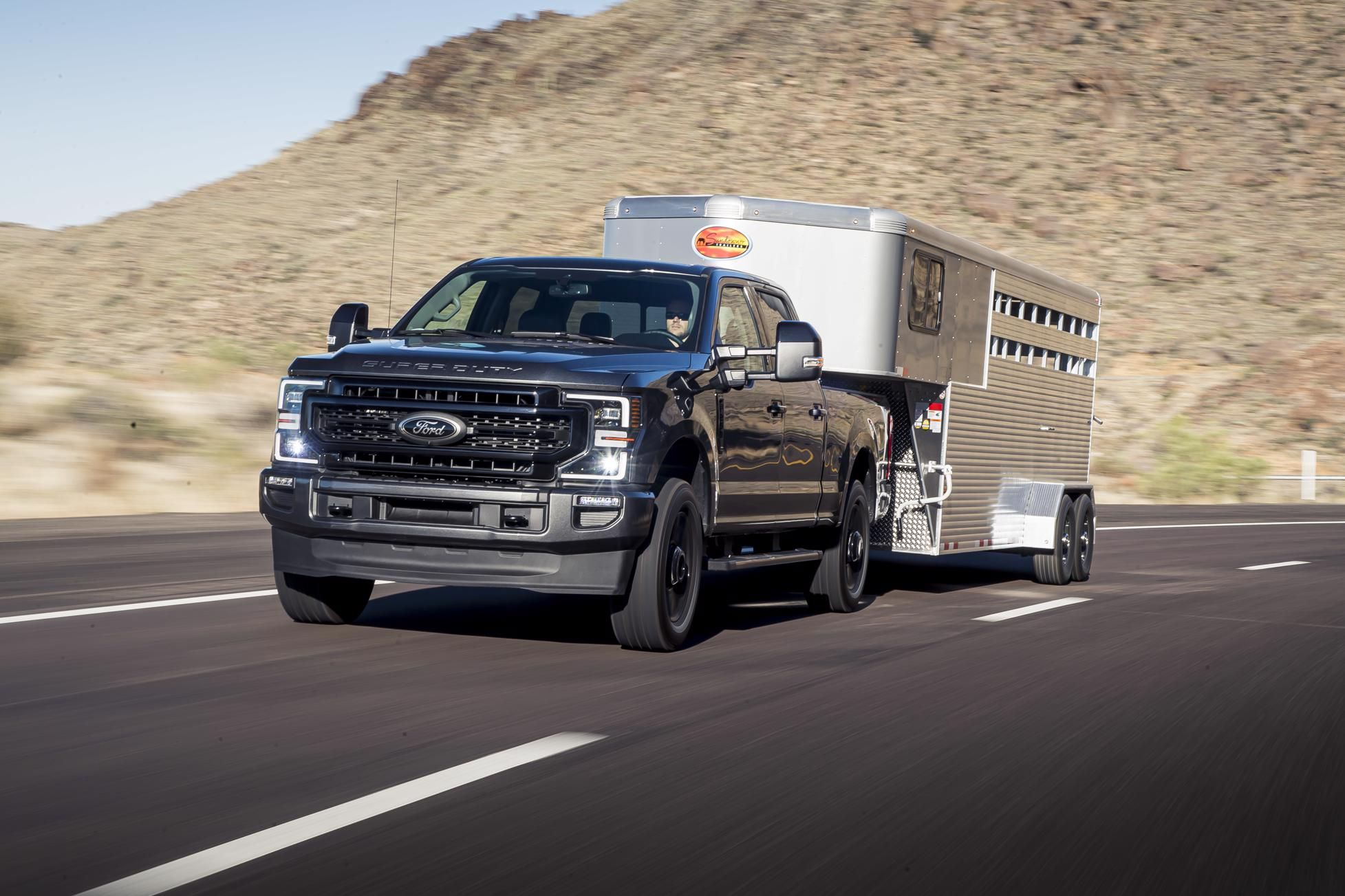 2020 Ford F 250 Super Duty Review Heavy Duty Truck Hegemony The