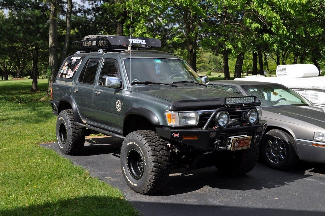 T4R of the Year 2013 Toyota 4Runner Forum Largest