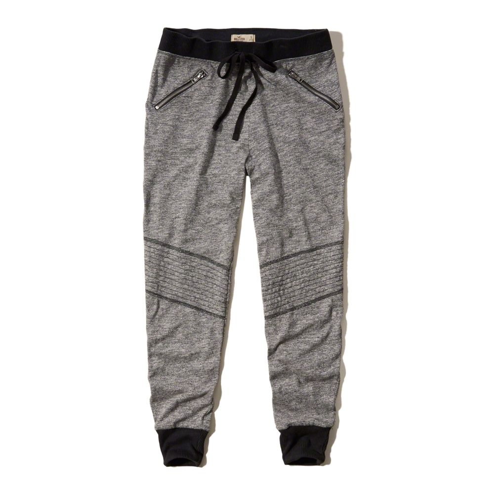 Pin On Clothes Girls Joggers Joggers With Zippers Denim Jogger