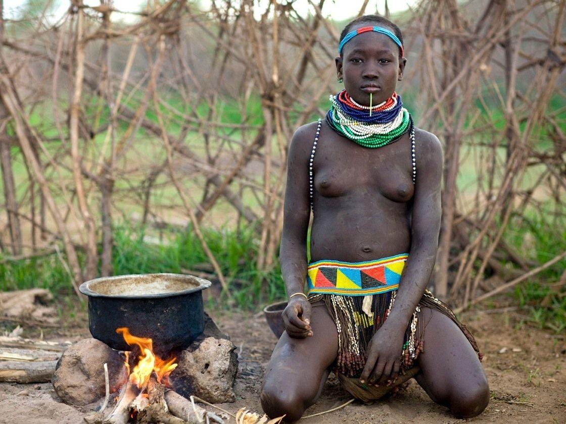 Pin On Africa Nyangatom