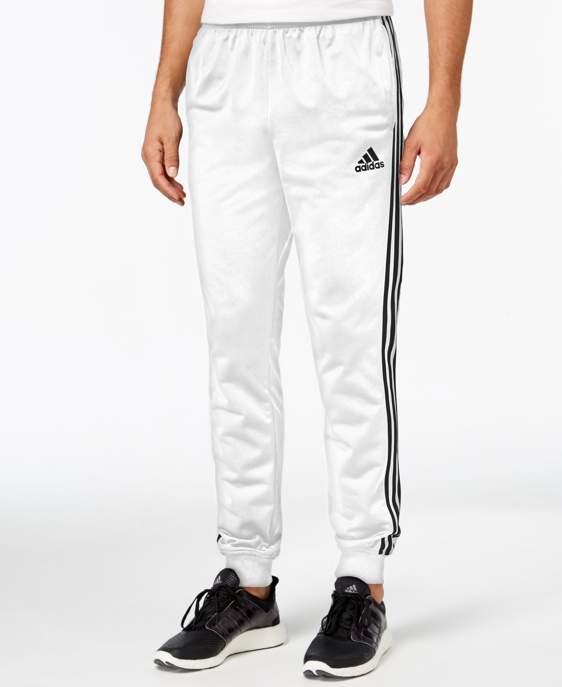 1add3cafd8d7 adidas Men s Essential Tricot Joggers