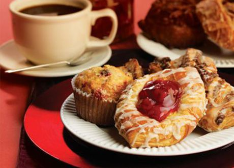 Get a FREE Sweet or Pastry from Panera!