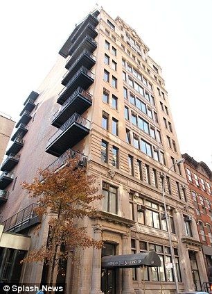 Tom Cruise And Katie Holmes Nyc Apartment