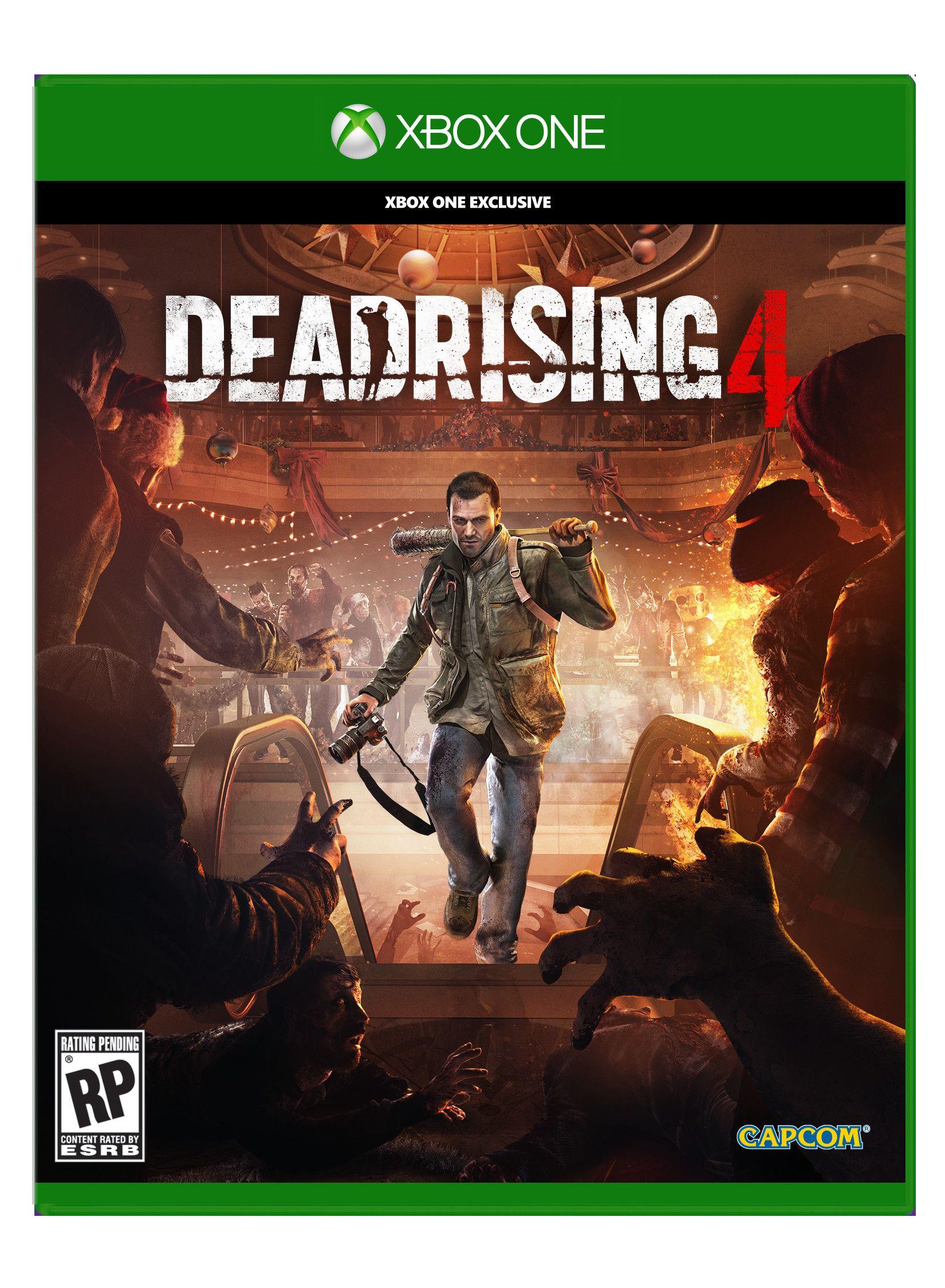 Resultado De Imagem Para Dead Rising 4 Xbox One Xbox Games