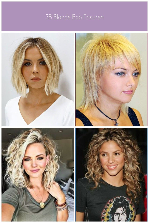 Bob Blonde Lockig 38 Blonde Bob Frisuren Frisuren 2019 Neue Frisuren Und Haarfarben Blonde Bobs Blonde Hair Styles