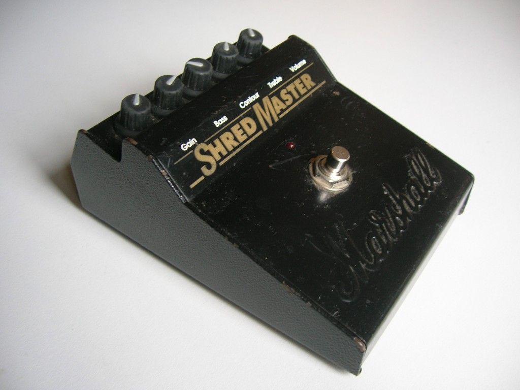Marshall Shredmaster - Pedales de guitarra