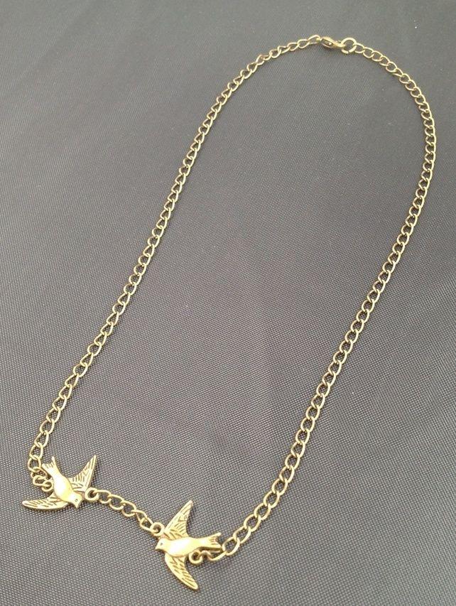 Birds Necklace £4.50