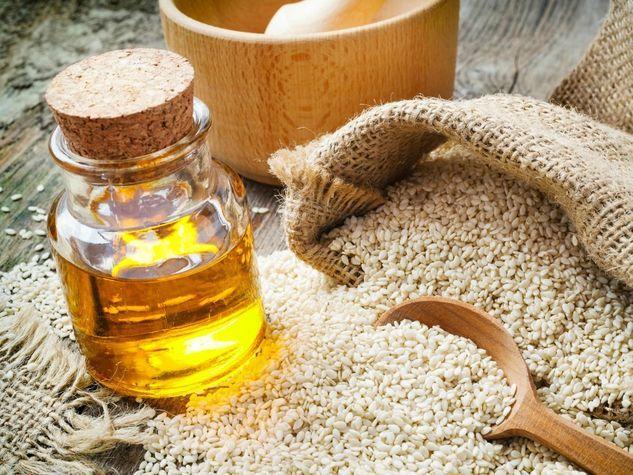 olio semi di sesamo