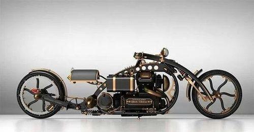 Steampunk bike on We Heart It - http://weheartit.com/entry/86219291