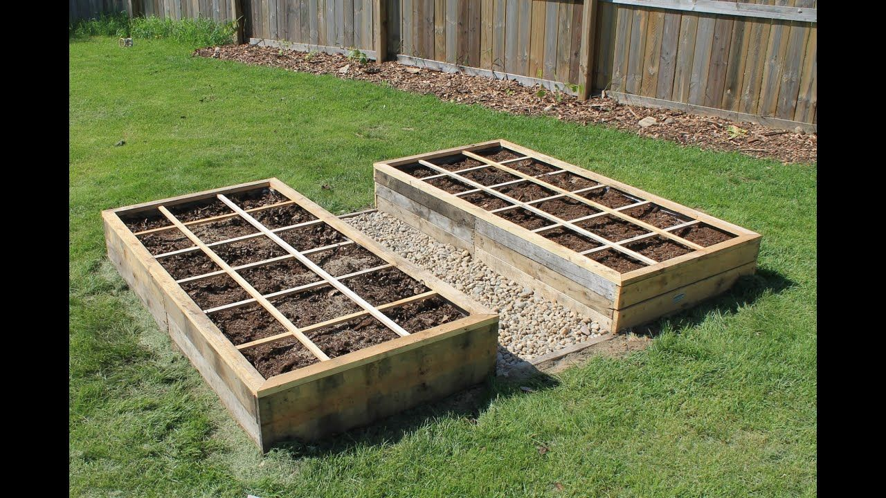 Creating A Raised Bed Garden Using Pallet Wood 100 Free In 2020 Cheap Raised Garden Beds Vertical Pallet Garden Building A Raised Garden