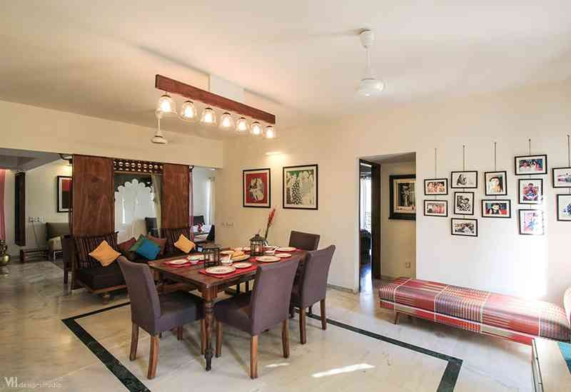 Design By Pankaj Gandhi Interior Design Dining Room Design