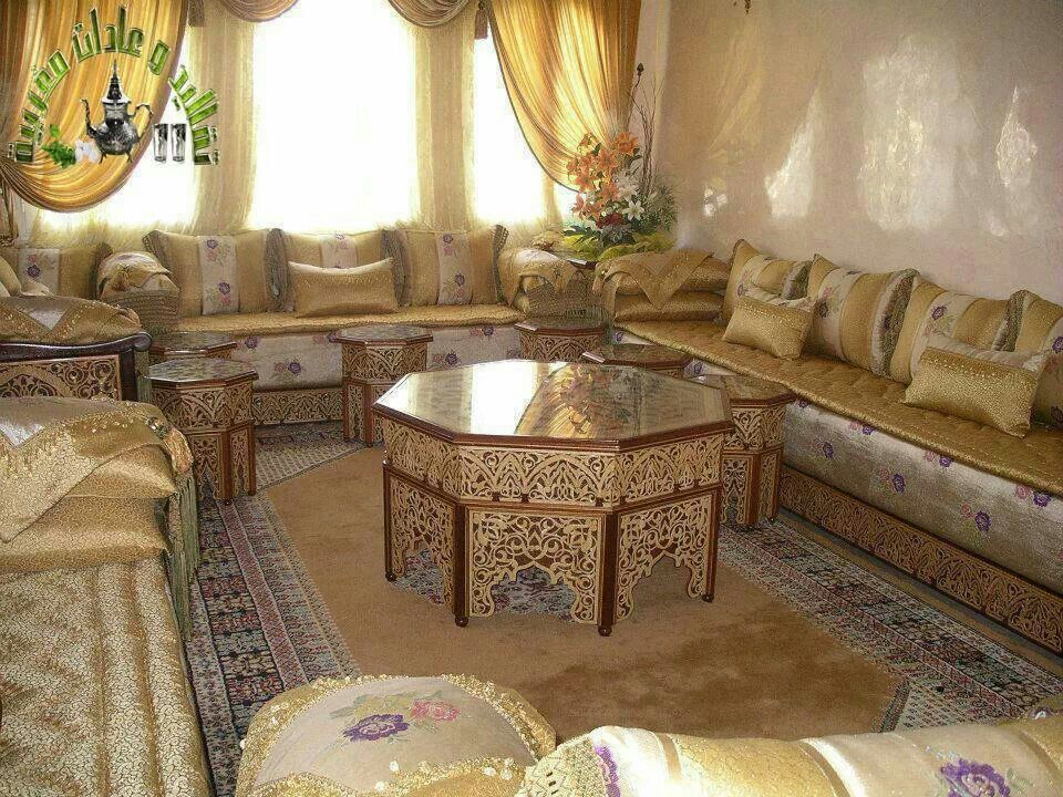 Moroccan living room | Décoration maison | Pinterest | Salons ...