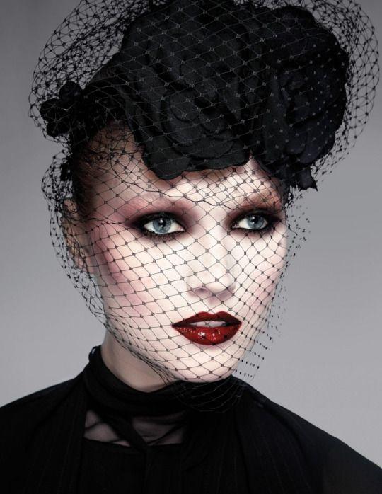 Photo by François Nars, styled by Patti Wilson; W Magazine December 2013.