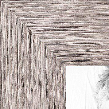 ArtToFrames WOM76808-973-12x18 Oak Barn wood Picture Frame, 12 x 18 ...