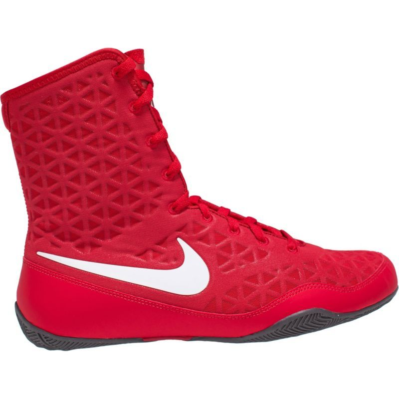 promo code 9e1d3 d89a6 Nike Men s KO Mid Boxing Shoes, Size  10.0, Red